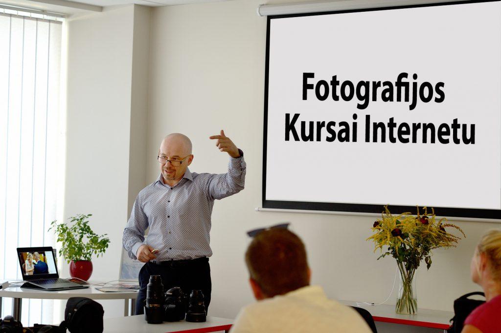 FOTOGRAFIJOS KURSAI INTERNETU